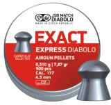 Diabolo JSB Exact EXPRESS 500ks cal.4,5mm