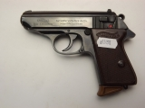 Pistole Walther, mod. PPK, r. 7,65 (B1482)