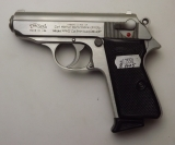 Pistole Walther, mod. PPK/S, r. 9 (B1605)