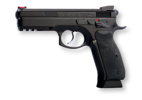CZ 75 SP-01 SHADOW 9mm Luger